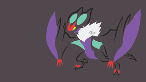 Noivern by LimeCatMastr
