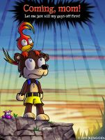 Banjo and Kazooie's End Game by kjsteroids