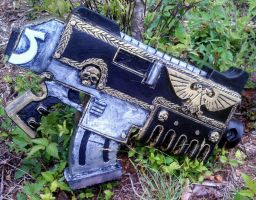 Finished Relic Bolter by Cptspalding45