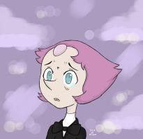 Steven Universe - Pearl [It's Over Isn't It] by SonOfAtom101