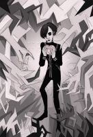 Caligari-Passive Cesare by FroudTheXenophile