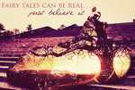 Fairy Tales can be real... by Cloozy