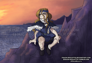 Sorcha by Duck-Roulette