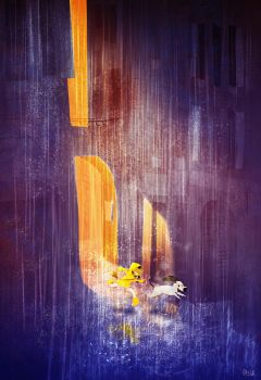 Wet wet wet by PascalCampion