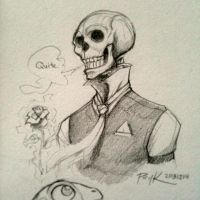 Dapper Gentleman by PsychedelicMind