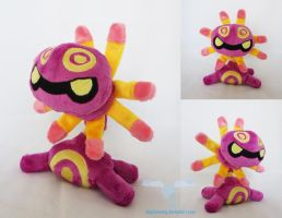Shiny Cradily Plush