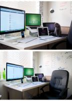 Current Workspace by sALuUm