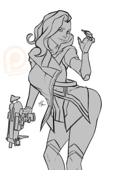 SKETCH - Sombra by R62