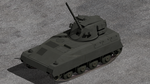 M-230 LPV light Protected Fighting Vehicle by wbyrd