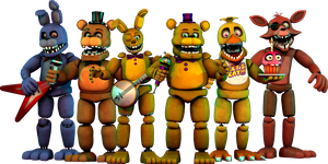 The Diner Gang by CynfulEntity