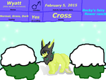 Rocky's Fairy Flower Ranch Wyatt  by rockythebunny13