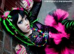 Pretty Rave Girl by caseykitten