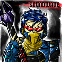 Human Soundwave by Vexcel