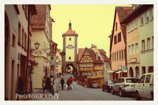 Rothenberg, Germany II. by MRvLPhotography