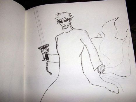 Bleach Ichigo Bankai by shreeve008