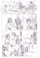 Man Fighting Street Page by Ralphious