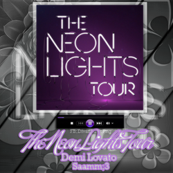 Demi Lovato - The Neon Lights Tour Live by theeziivraalo