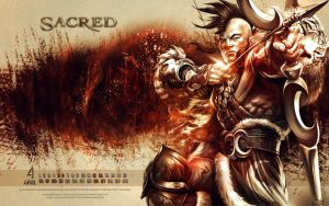 Sacred3 Kalender-april1920x1200 by ArthusokD