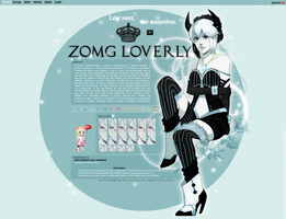 Profile for zOMG Loverly @GO by 2cq