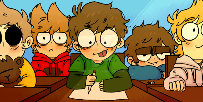 Eddsworld redraw by delphyxion