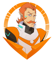 Paladin Coran by Paliseizy
