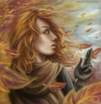 Autumn Chimera by Roannia