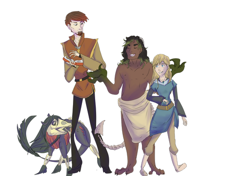 Runewriters by SaltyMushrOOm