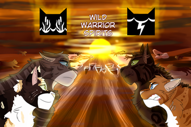 Wild Warrior Spirits Banner by Hiddenfaithy
