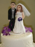 Wedding Cake Decorations 3 by Quachir