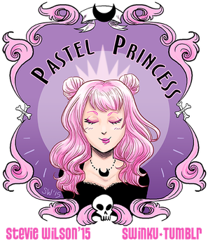 Pastel Princess by sw