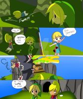 Wind Waker 4: Oops by Final-Boss-Emiko