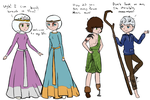 The Big 4- Dress Yourself As A Scott by ayala7