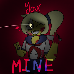 Your mine~ by Purp1eM0nsta