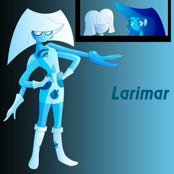 AT Larimar for Frazamatron by Keytee-chan