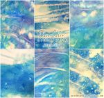 Waterlily - WATERCOLOR STOCK PACK by RoryonaRainbow