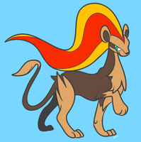 pyroar female