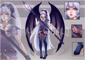 Female Adopt Auction 2 (CLOSED) by cathrine6mirror