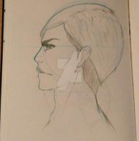 Erwin Smith Sketch by Faymala