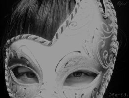 The Mask. by Ofemid