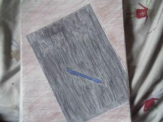 Death Note Notebook by Deathnoter1993