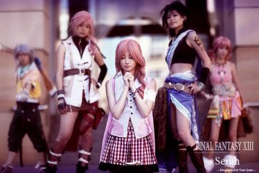 Serah's Focus by the-sushi-monster