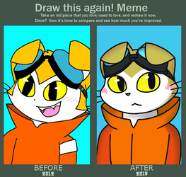 Draw Chron Again by catgirl140