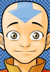 Aang by Thuddleston