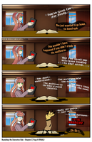 Banishing The Literature Club - Chapter 2, Page 6 by Foalies