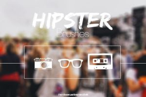 | Hipster Brushes | by fattyBear