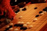 The Game of Go by Wolfie-chama