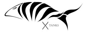 Vx Tanks logo v. 1.2 by vodoc