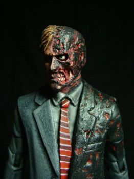 Movie Two Face by spawnsauce
