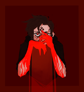 Blood on your hands by skatorna