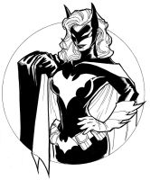 DC Hotties: Batwoman by guinnessyde